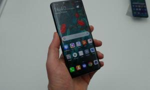 Huawei Mate 20 Pro Handson1