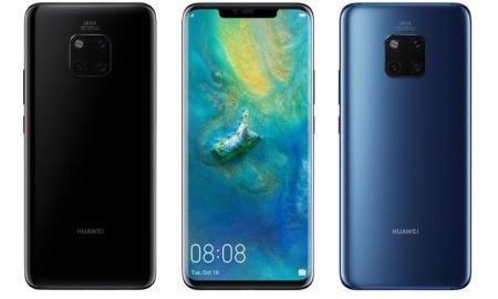 Huawei Mate 20 Pro Header
