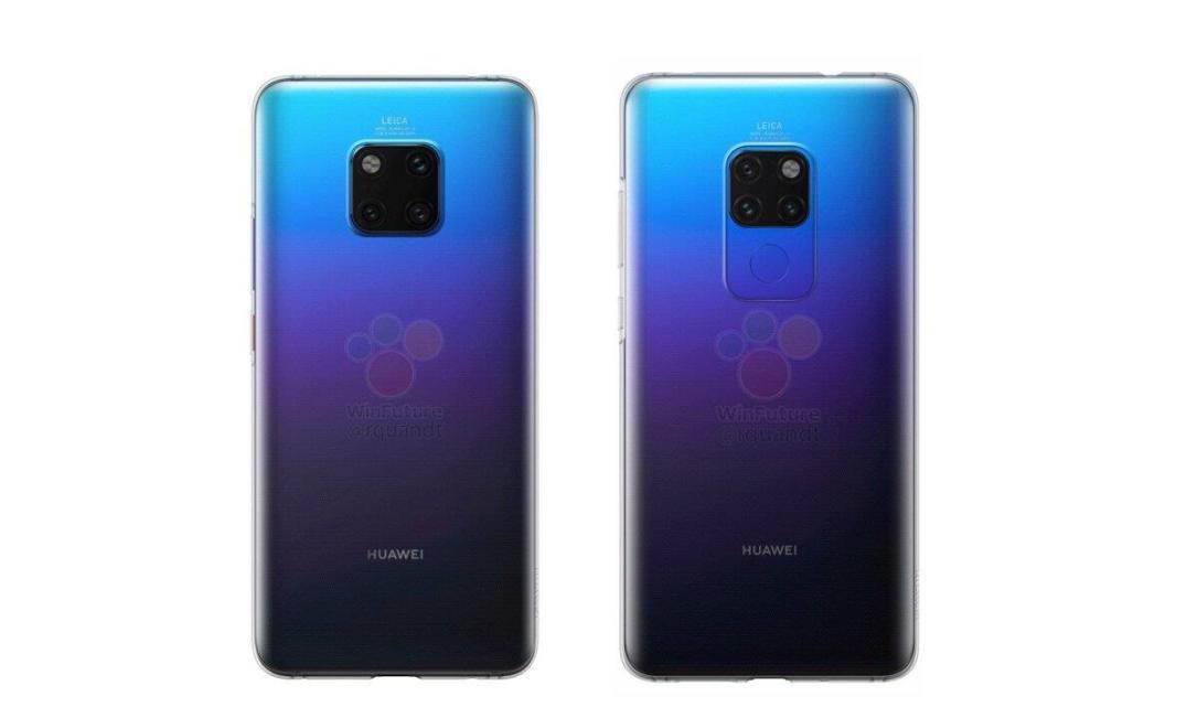 Huawei Mate 20 Pro Leak Header