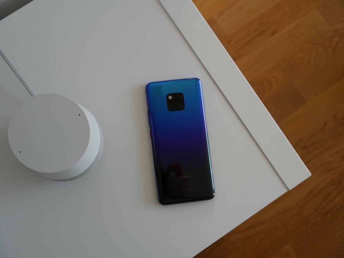 Huawei Mate 20 Pro Test1