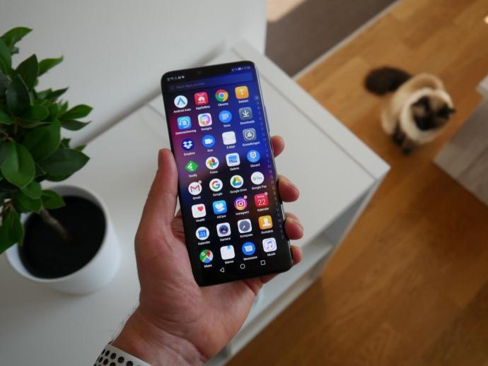 Huawei Mate 20 Pro Test3