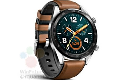 Huawei Watch Gt Classic Leak