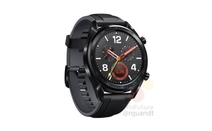 Huawei Watch Gt Leak Header
