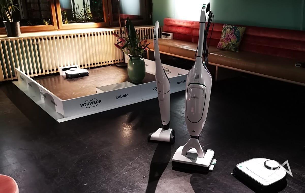 vorwerk neuer kobold saugroboter und akku staubsauger vorgestellt. Black Bedroom Furniture Sets. Home Design Ideas