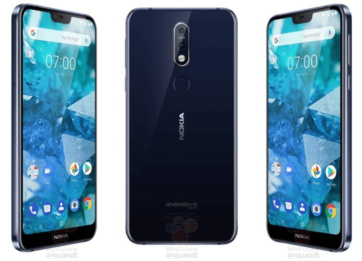 Nokia 7.1 Leak Header