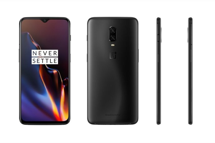Oneplus 6t Midnight Black