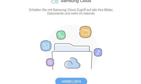 Samsung Cloud Google Chrome