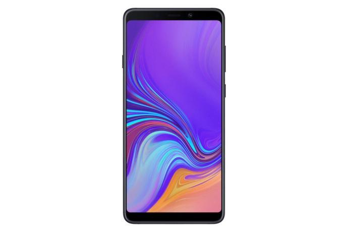 Samsung Galaxy A9 2018 Front