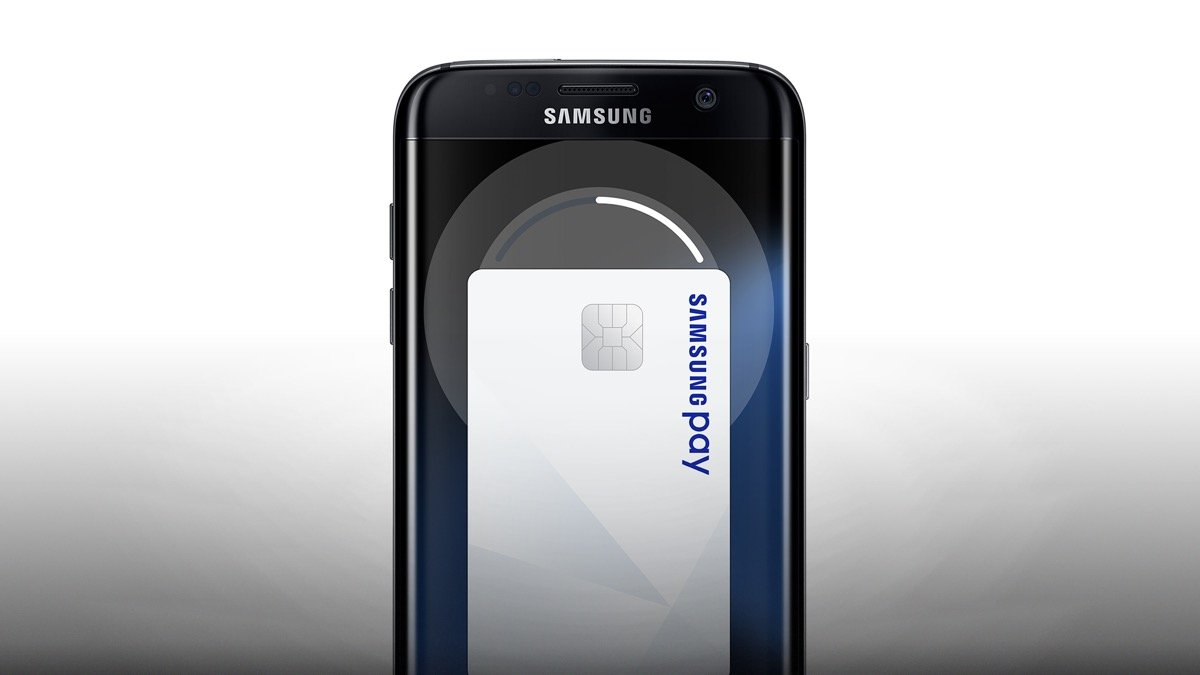 Samsung Pay Header