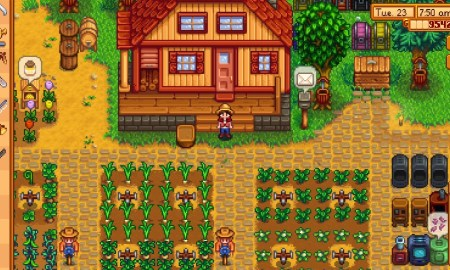 Stardew Valley Screen