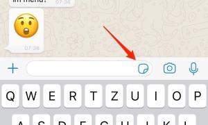 Whatsapp Ios Sticker