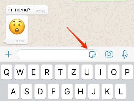 Whatsapp Ios Sticker
