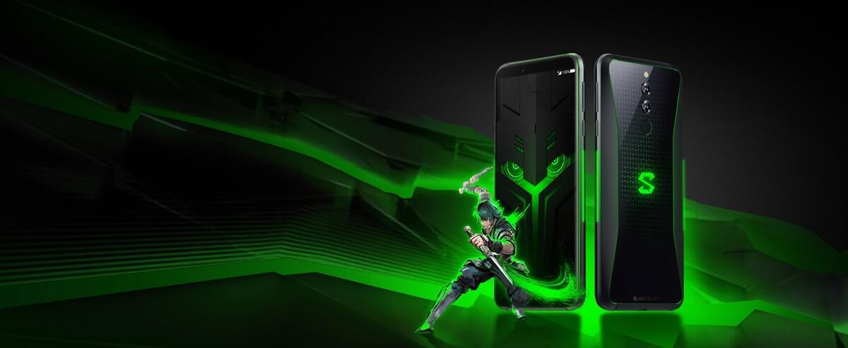 Xiaomi Black Shark Helo 1
