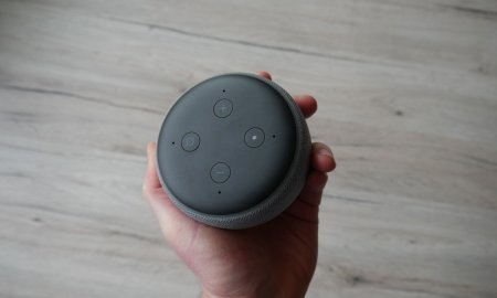 Amazon Echo Dot 3 Header