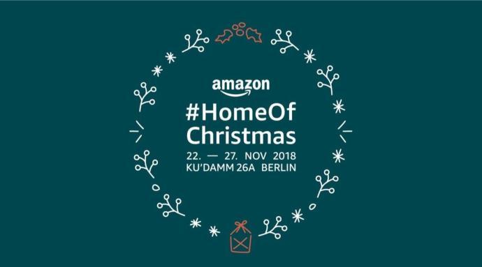 Amazon Home Of Christmas