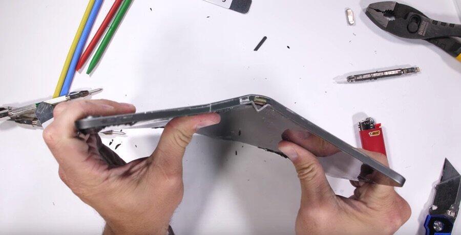 Apple Ipad Pro Bent