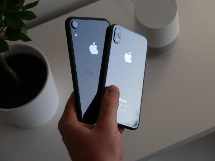 Apple Iphone X Oder Iphone Xr Vergleich2
