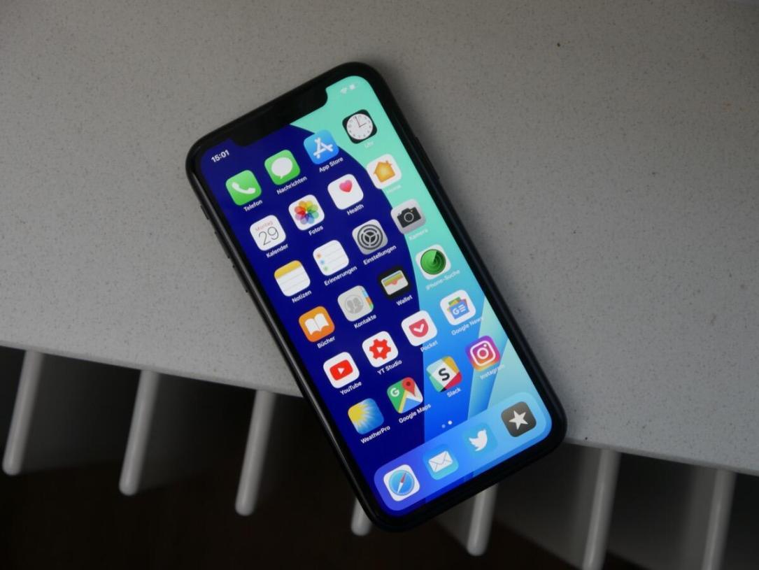 Apple Iphone Xr Test3