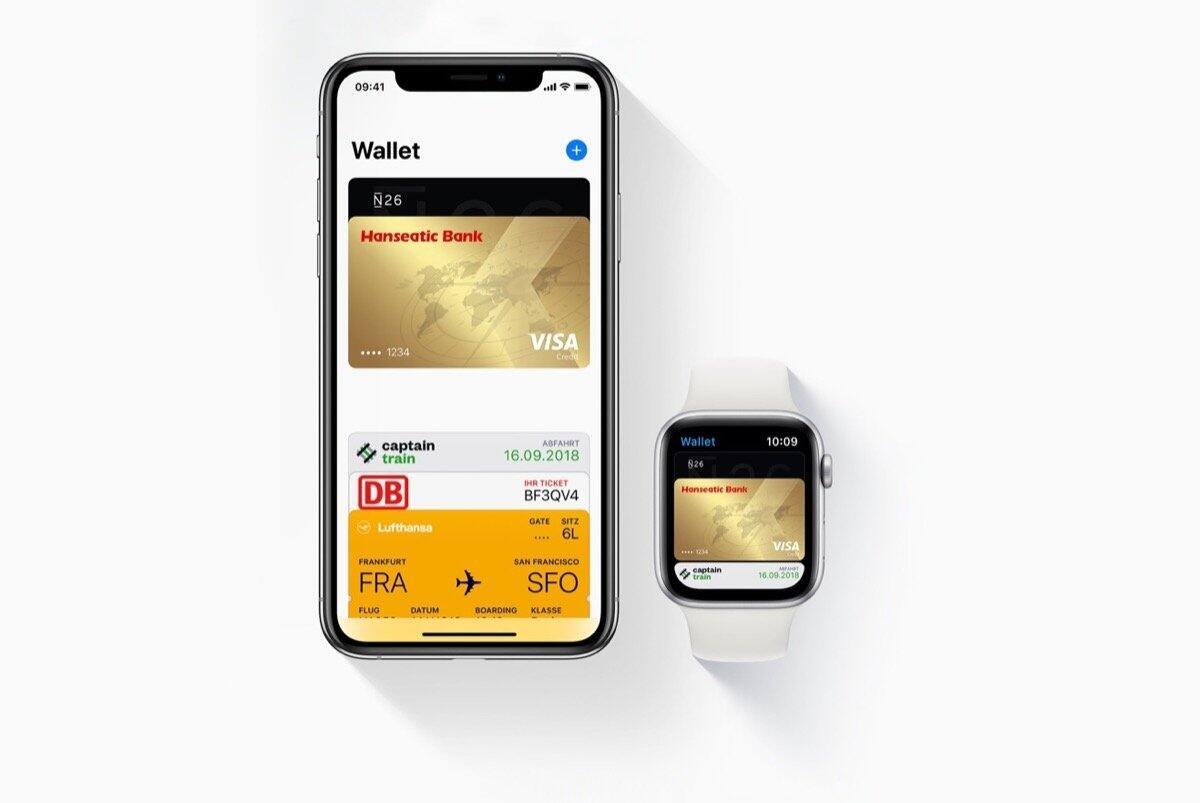 Apple Pay Deutsch Header