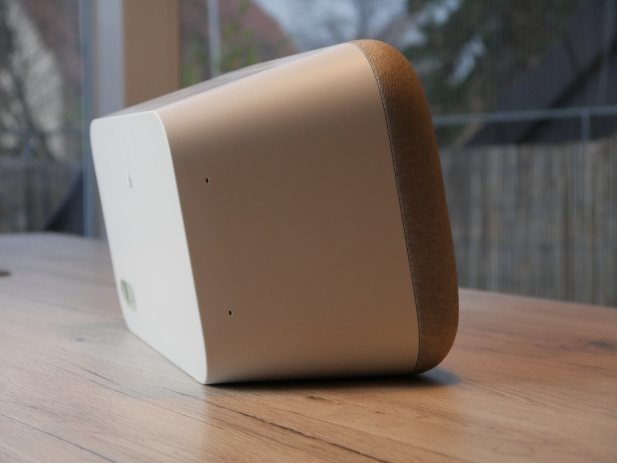 Google Home Max Test2