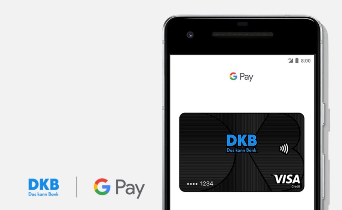 Google Pay Dkb