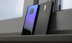 Huawei M20p Oneplus 6t Test2