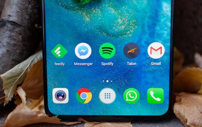Huawei Mate 20 Software