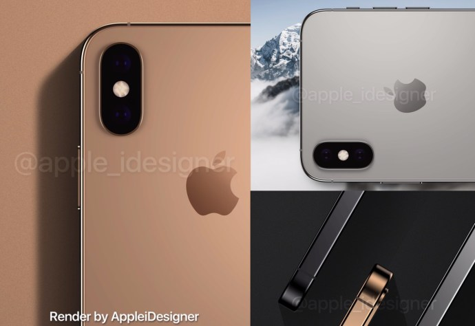 Iphone 2019 Konzept Ipad Design Mockup