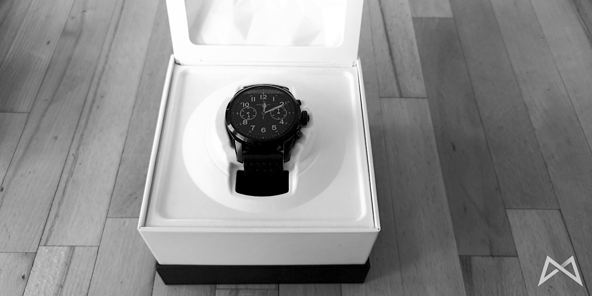 Montblanc Summit 2 Smartwatch Wearos 3