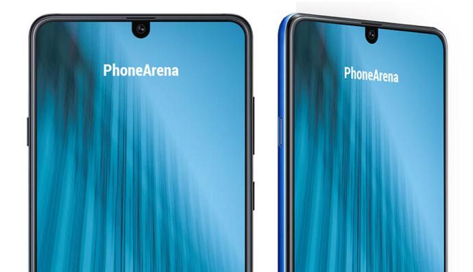 Samsung Galaxy M2 Render2