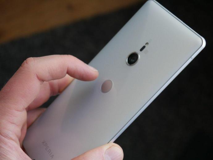 Sony Xperia Xz3 Test1