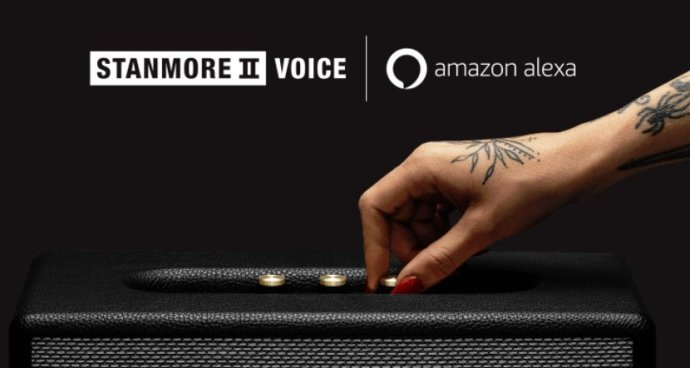 Stanmore Ii Voice Alexa Voice Alexa