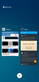 Xiaomi Mi 8 Multitasking