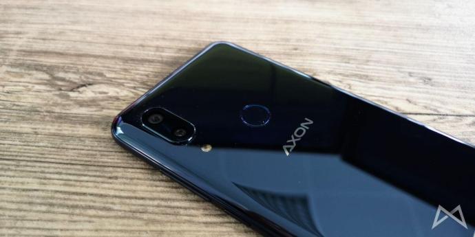 Zte Axon 9 Pro Kamera