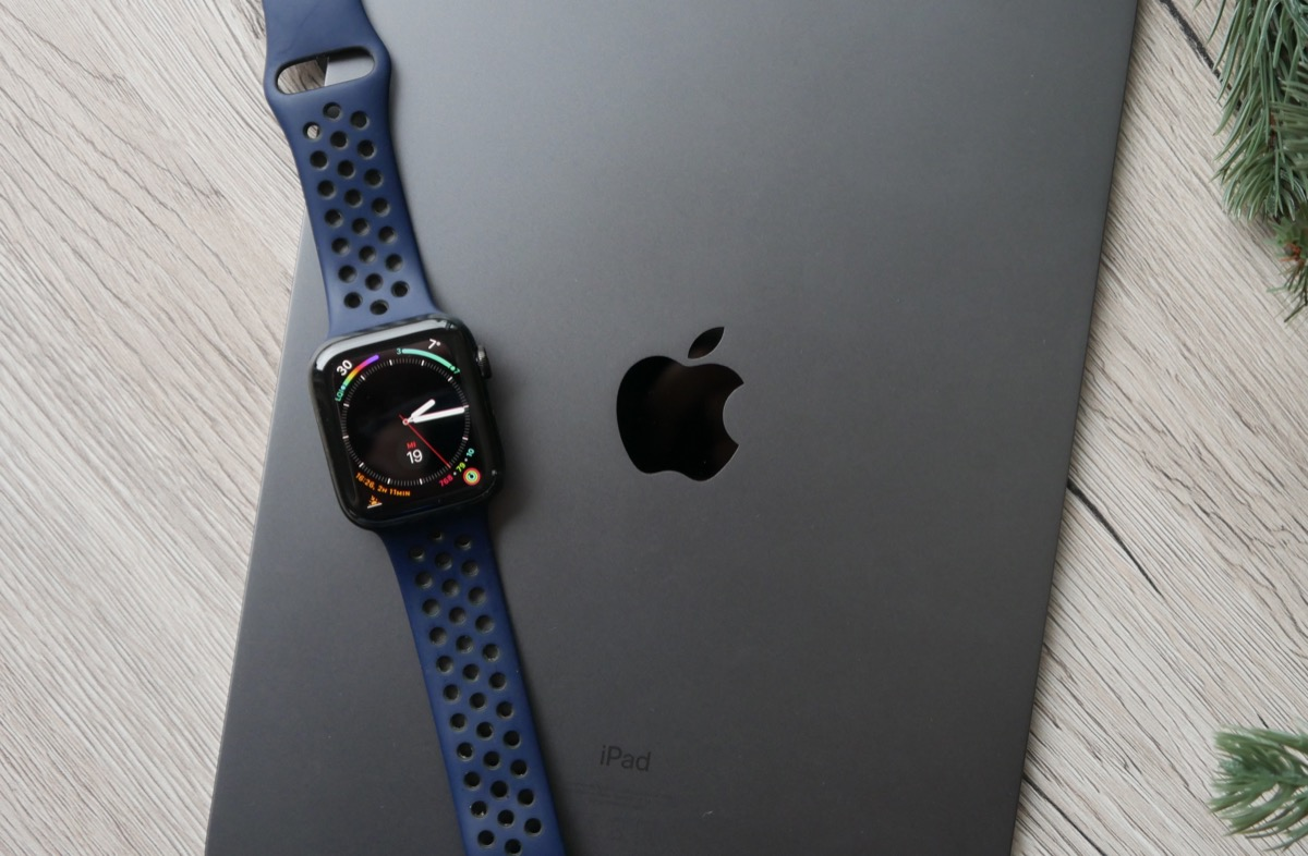 Apple Watch Ipad Header