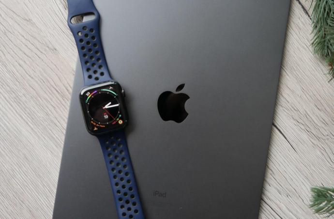 Apple Watch Ipad Header