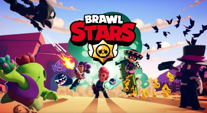 Brawl Stars Header