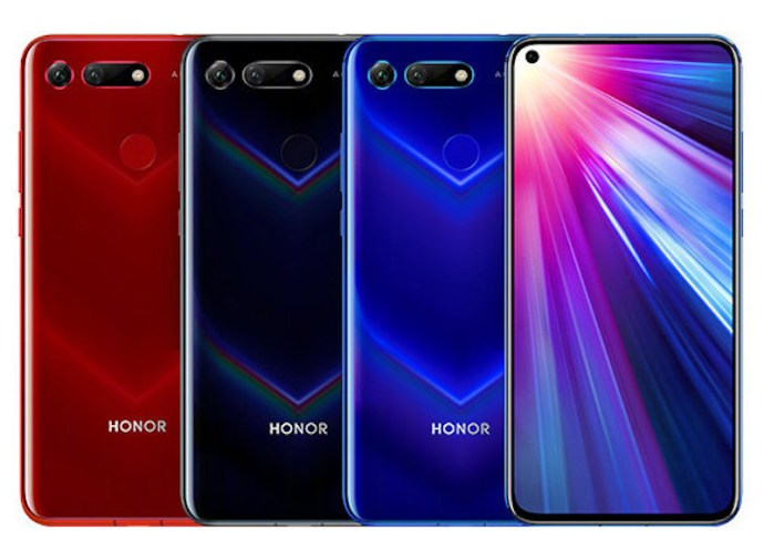 Honor View 20 V20 Farben