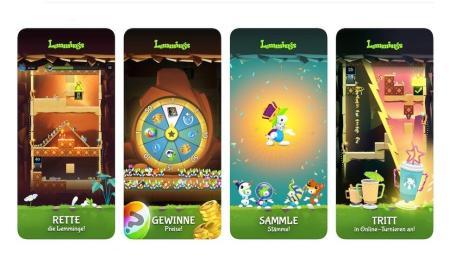 Lemmings Screenshots