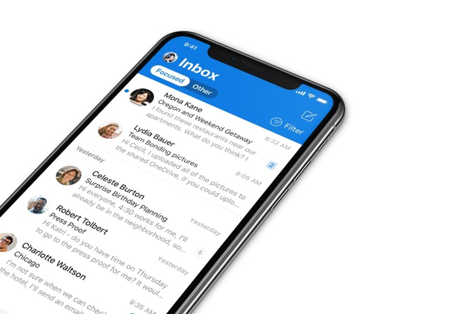 Outlook Ios App