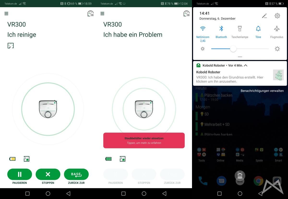 Vorwerk Kobold Vr 300 App Status Meldungen Screenshots2018 12 04 18.59.06 Kopie