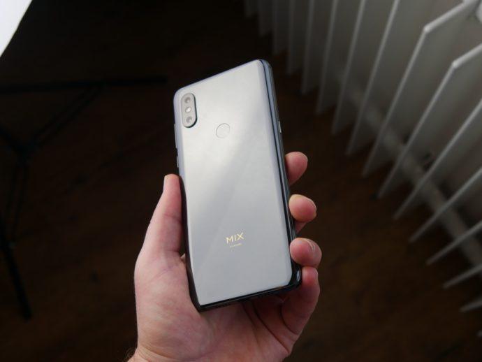 Xiaomi Mi Mix 3 Eindruck3