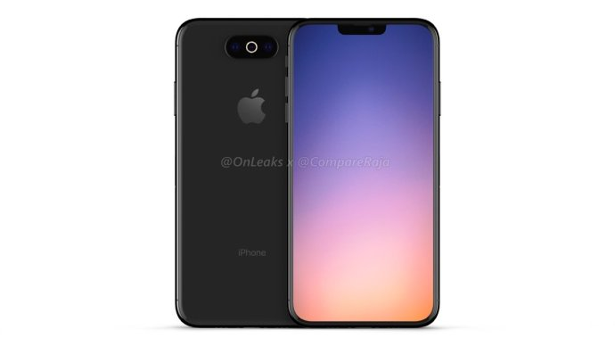 Apple Iphone 2019 Leak Render4