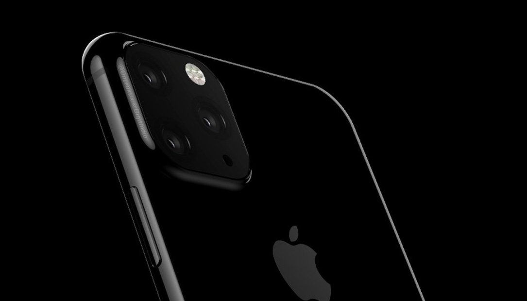 Apple Iphone 2019 Render4