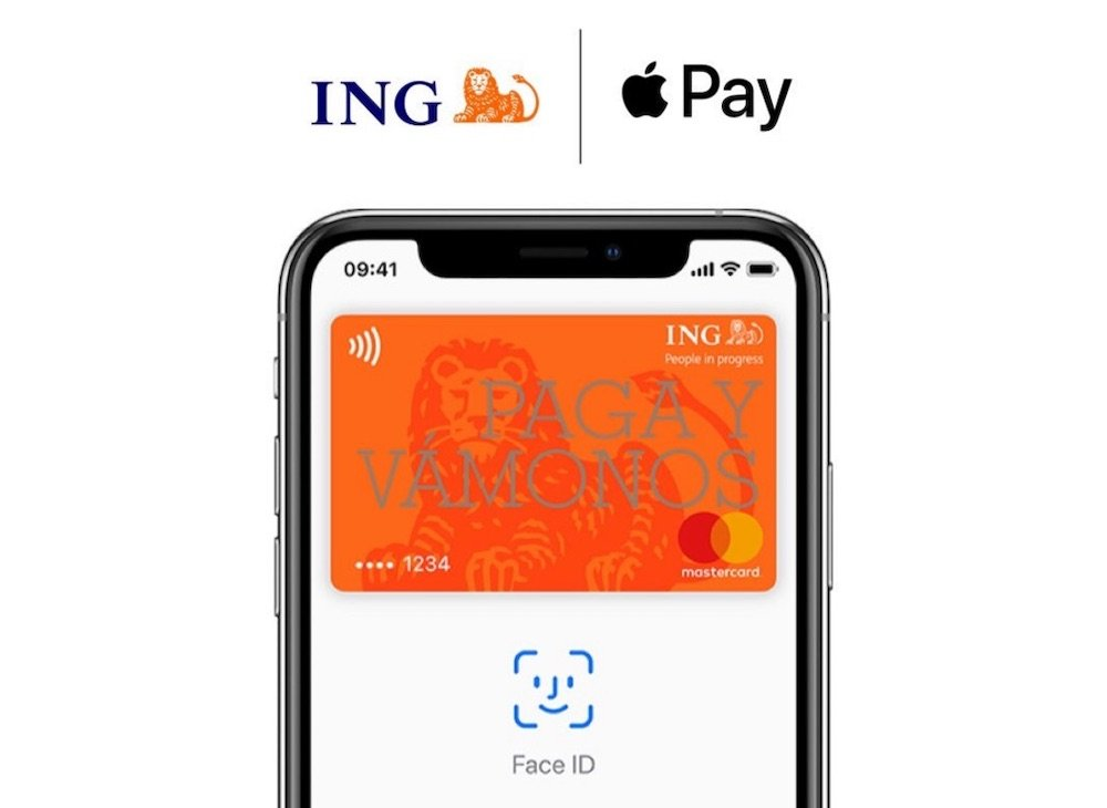 Apple Pay Ing Spanien