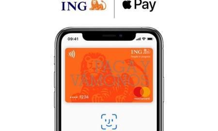 Apple Pay Ing Spanien