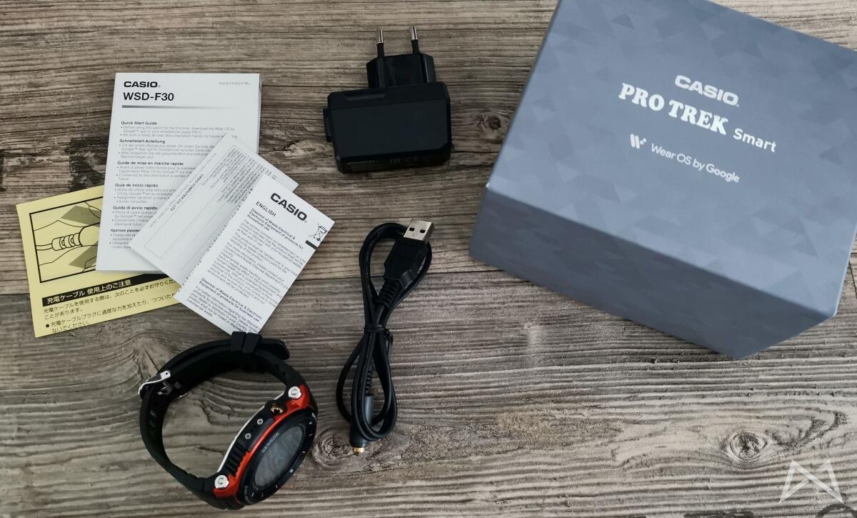 Casio Pro Trek Wsd F30 7