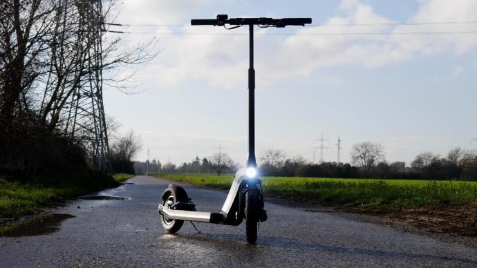 Elektro Scooter Roller Ekf Header