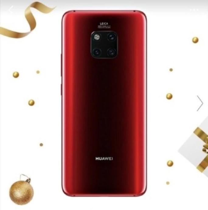 Huawei Mate 20 Pro Rot