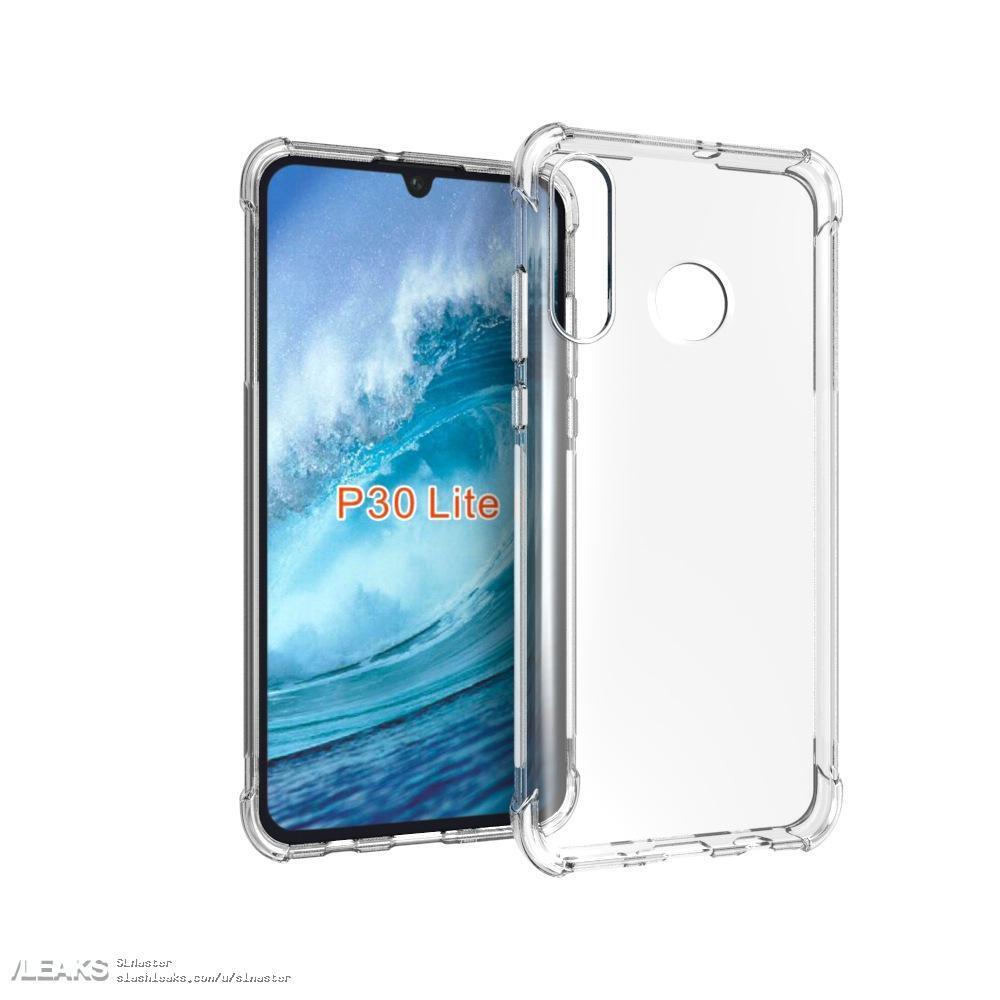 Huawei P30 Lite Leak Case1
